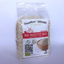 bio Rizottó Rizs fehér, Carnaroli 500g