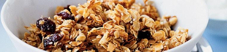 bio Crunchy, ropogós müzli
