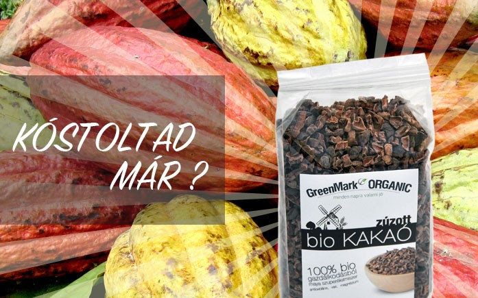 GreenMark Organic bio Kakaó