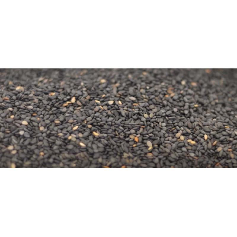 Bio Szezámmag, fekete, 250 g