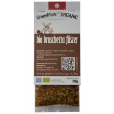 bio Bruschetta fűszer, 20g