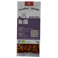 bio Chili, durvára darált, 10g