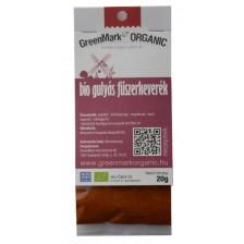 bio Gulyás fűszerkeverék, 20g