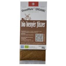 bio Kenyér fűszer, 20g
