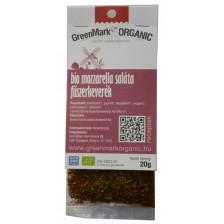 bio Mozzarella saláta fűszerkeverék, 20g