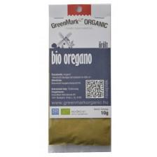 bio Oregano, őrölt, 10g