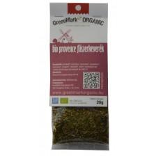 bio Provence fűszerkeverék, 20g