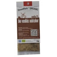 bio Vaníliás nádcukor, vanília 5%, 10g