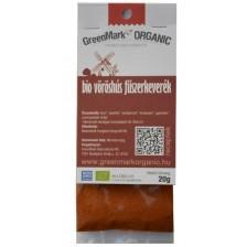 bio Vöröshús fűszerkeverék, 20g