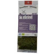 bio Zellerlevél, morzsolt, 10g