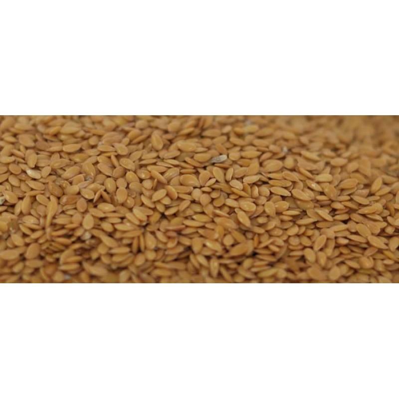Bio Lenmag, aranysárga, 500g