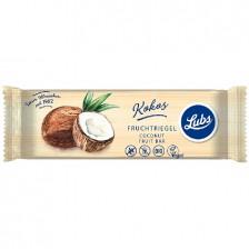 LUBS bio gyümölcsszelet (kókuszos) 40 g - gluténmentes