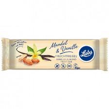 LUBS bio gyümölcsszelet (mandula-vanília) 40 g - gluténmentes