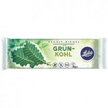 LUBS VEGGIE bio szelet (kelkáposzta) 30 g - gluténmentes