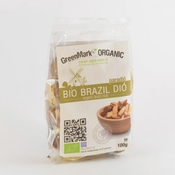 Bio Brazil Dió, 100g - a pajzsmirigy barátja