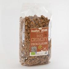 bio Crunchy Csokoládés C02 500g