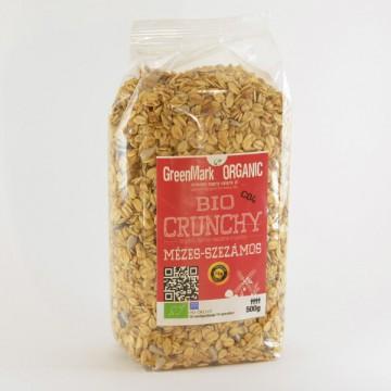 bio Crunchy Mézes Szezámos C04 500g
