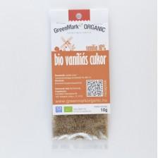 bio Vaníliás cukor, vanília 10%, 10g
