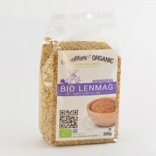 Bio Lenmag, aranysárga, 250g