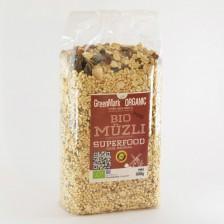bio Müzli Superfood chia maggal M08 500g