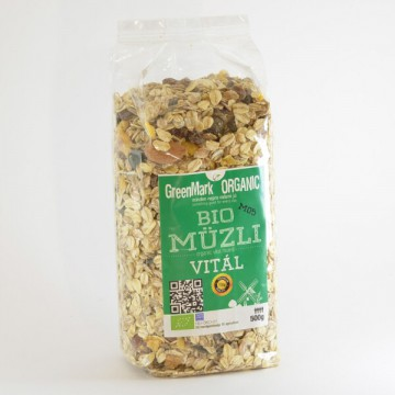 bio Müzli Vitál M05 500g