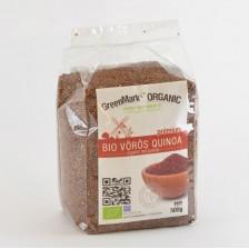 Bio Quinoa vörös 500g