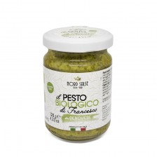 BIO NordSalse Francesco's Pesto Genovese, gluténmentes 120g