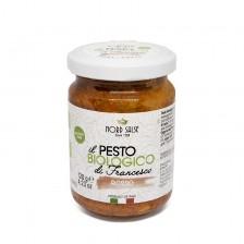 BIO NordSalse Francesco's Pesto, Vörös, gluténmentes 120g