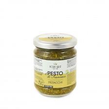 NordSalse Francesco's Pesto Genovese, Pisztáciás, gluténmentes 180g
