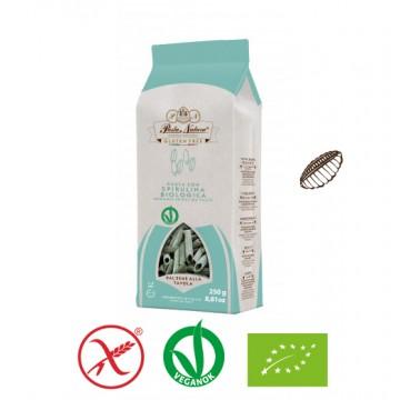 Bio Pasta Natura Spirulinás tészta  - gnocco sardo 250g - gluténmentes