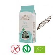 Bio Pasta Natura Spirulinás tészta - penne 250g - gluténmentes