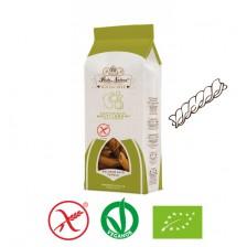 Bio Pasta Natura Többzöldséges tészta - fusilli 250g - gluténmentes