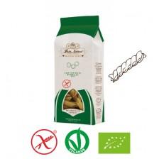 Bio Pasta Natura Zöldborsó tészta  - fusilli 250g - gluténmentes