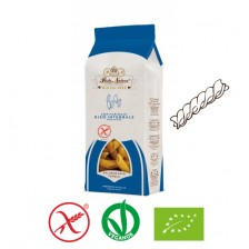 Bio Pasta Natura Barnarizs tészta  - fusilli 250g - gluténmentes