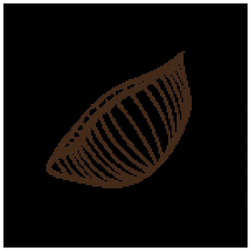 Bio Pasta Natura Amaránt, teff, quinoa tészta - conchigliette 250g - gluténmentes