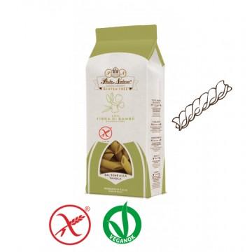 Pasta Natura Bambusz tészta - fusilli 250g - gluténmentes