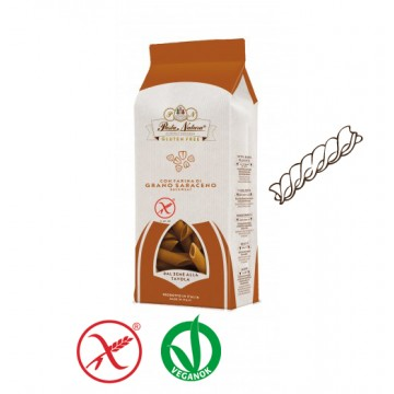 Pasta Natura Hajdina tészta  - fusilli 250g - gluténmentes