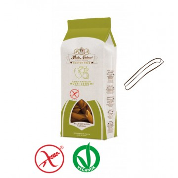 Pasta Natura Többzöldséges tészta - casareccia 250g - gluténmentes