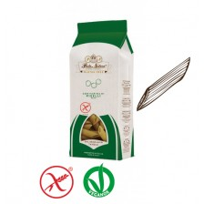 Pasta Natura Zöldborsó tészta - penne 250g - gluténmentes
