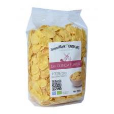 bio Quinoa flakes, reggelizőpehely, 200g