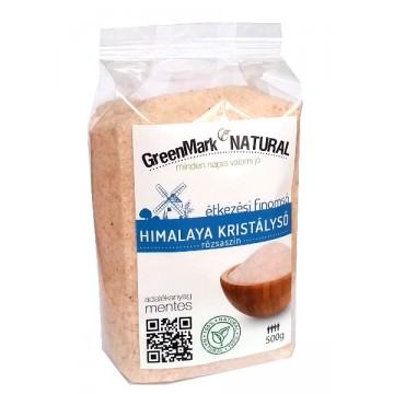 Himalaya Kristálysó - rózsaszín - finom, 500g