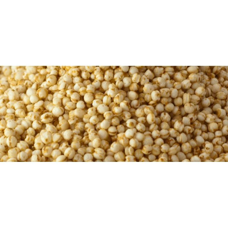 Bio Quinoa Puffasztott , 100g