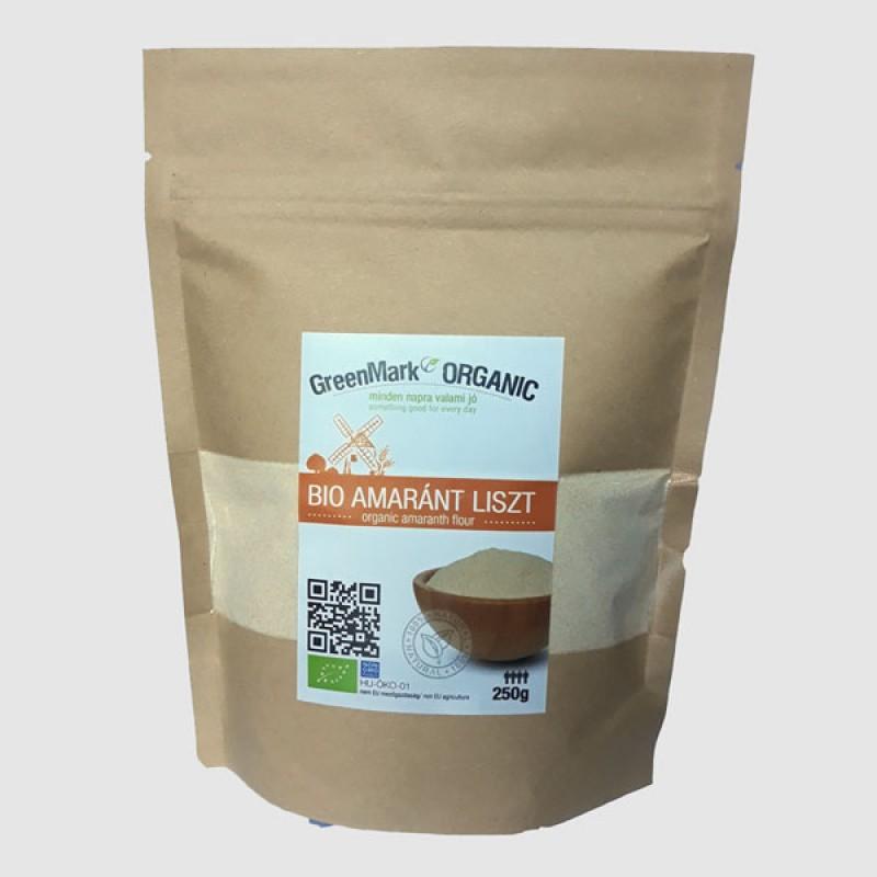 Bio Amaránt liszt 250g